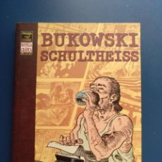 BDs: BUKOWSKI - SCHULTHEISS. Lote 162499346