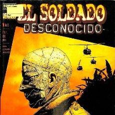 BDs: EL SOLDADO DESCONOCIDO 1. Lote 162720214