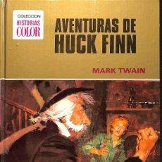 Tebeos: AVENTURAS DE HUCK FINN. Lote 162720218