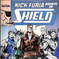 Tebeos: NICK FURIA AGENTE DE SHIELD. Lote 162720238