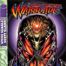 Tebeos: WARBLADE. Lote 162720278