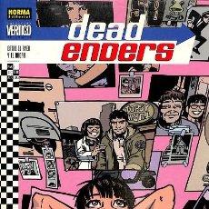 Tebeos: DEADENDERS, ENTRE EL AYER Y EL AHORA. Lote 162720282