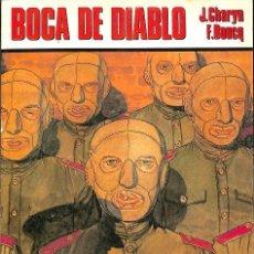 Tebeos: BOCA DEL DIABLO. Lote 162723292