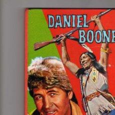 Tebeos: LIBRO-COMIC FHER DANIEL BOONE 1ª EDICION DE 1966. Lote 162791294
