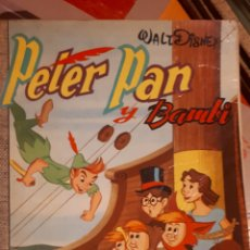 Tebeos: ESPECIALES COLECCION DUMBO PETER PAN..MERLÍN...EL LIBRO DE LA SELVA....20.000 LEGUAS DE VIAJE SUBMAR. Lote 163481974