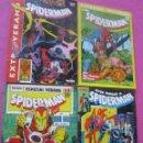 Tebeos: SPIDERMAN 2 ESPECIAL VERANO + INVIERNO + EXTRA VERANO. Lote 165107698