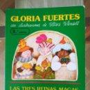 Tebeos: TRES REINAS MAGAS GLORIA FUERTES. Lote 165281006