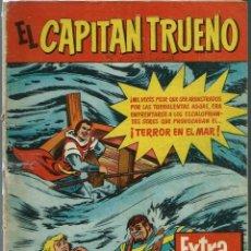 Tebeos: EL CAPITAN TRUENO - EXTRA DE VERANO 1960 - BRUGUERA - ORIGINAL - VER DESCRIPCION. Lote 165384738