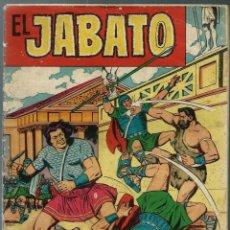 Tebeos: EL JABATO - EXTRA DE VERANO 1960 - BRUGUERA - ORIGINAL - DIFICIL - VER DESCRIPCION. Lote 165389174