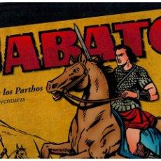 BDs: EL JABATO -ÁLBUM ESPECIAL 50º ANIVERSARIO- EN PODER DE LOS PARTHOS Y OTRAS. EDICIONES B.. Lote 167458800