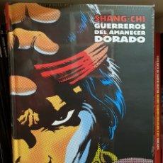 Giornalini: MLE SHANG-CHI 4 GUERREROS DEL AMANECER DORADO - NUEVO PLASTIFICADO - MARVEL LIMITED EDITION. Lote 167570265