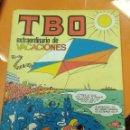 Tebeos: TBO EXTRAORDINARIO DE VACACIONES . Lote 168497392
