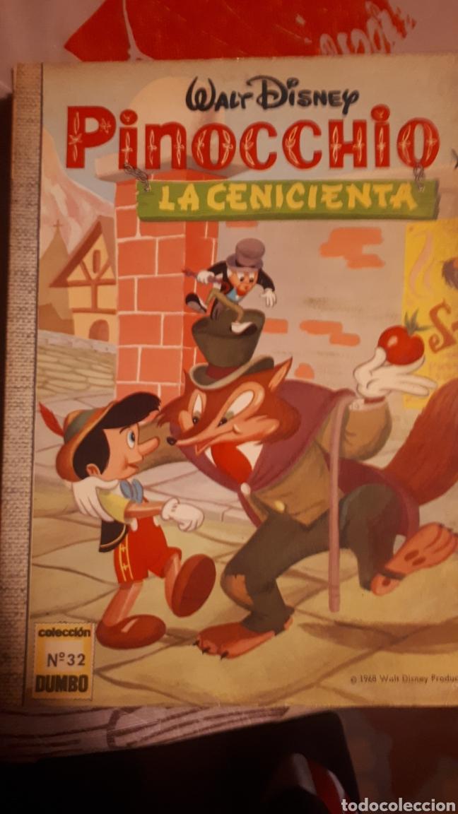 Tebeos: Especiales coleccion Dumbo Peter Pan..Merlín...El libro de la selva....20.000 leguas de viaje submar - Foto 5 - 163481974