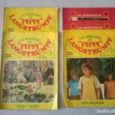 Tebeos: COMICS FOTOGRAFICOS SERIE TV PIPPI CALZAS LARGAS - PIPPI LANGSTRUMPF, EDICIONES NARANCO 1975. Lote 171181524