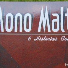 Tebeos: EL MONO MALTES-6 HISTORIAS COMPLETAS. Lote 172479224