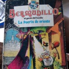 Livros de Banda Desenhada: TEBEOS-CÓMICS CANDY - BERMUDILLO 4 - BRUGUERA- AA99. Lote 173985637