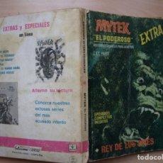 Tebeos: MYTEK EL PODEROSO - NÚMERO 7 - FOTMATO TACO . EDICIONES VERTICE. Lote 174169932