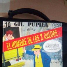 Tebeos: GIL PUPILA 10 EL HOMBRE DE LAS DOS RUEDAS DE ED. CASALS. Lote 175265282