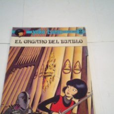 Tebeos: YOKO TSUNO - TOMO 2 - EL ORGANO DEL DIABLO - EDICIONES RASGOS - 1983 - MBE - CJ 110 - GORBAUD. Lote 176286845