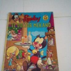 Tebeos: PUMBY PRESENTA EL DOCTOR MEKANO - GORBAUD - CJ 110. Lote 176287009