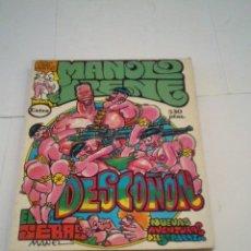 Tebeos: MANOLO E IRENE - NUMERO EXTRA - NUMEROS DEL 47 AL 51 - BUEN ESTADO - GORBAUD - CJ 110. Lote 176287208