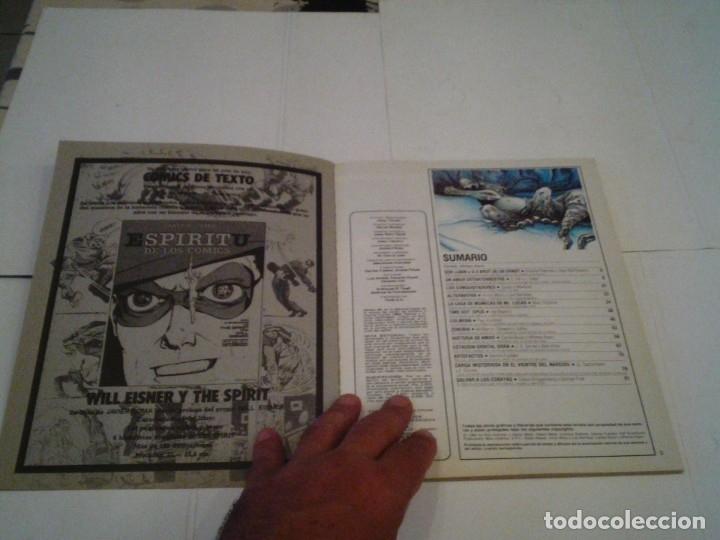 Tebeos: ZONA 84 - ALMANQUE 1985 - MUY BUNE ESTADO - GORBAUD - CJ 110 - Foto 2 - 176287329
