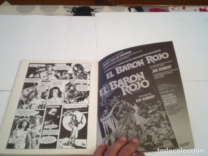 Tebeos: ZONA 84 - ALMANQUE 1985 - MUY BUNE ESTADO - GORBAUD - CJ 110 - Foto 6 - 176287329