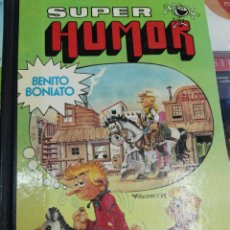 Giornalini: SUPER HUMOR BENITO BONIATO 1/2. Lote 177646992