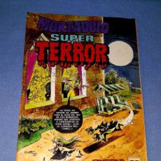 Tebeos: MORTADELO EXTRA SUPER TERROR AÑO 1975 ORIGINAL VER FOTO Y DESCRIPCION. Lote 178184520