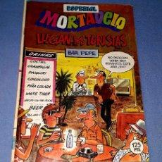 Tebeos: MORTADELO ESPECIAL LLEGAN LOS TURISTAS AÑO 1984 ORIGINAL VER FOTO Y DESCRIPCION. Lote 178185918