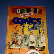 Tebeos: MORTADELO ESPECIAL COMICS AÑO 1984 ORIGINAL VER FOTO Y DESCRIPCION. Lote 178221888