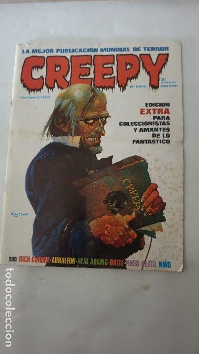 CREPPY (Tebeos y Cómics - Tebeos Extras)