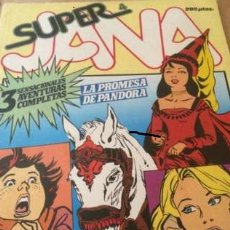 Tebeos: SUPER JANA Nº 4. Lote 181451052