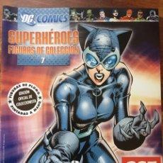 Tebeos: DC COMICS - SUPERHEROES FIGURAS DE COLECCION - EDICION OFICIAL DE COLECCIONISTA - FIGURA DE PLOMO PI. Lote 181918966