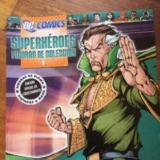 Tebeos: DC COMICS - SUPERHEROES FIGURAS DE COLECCION - EDICION OFICIAL DE COLECCIONISTA - FIGURA DE PLOMO PI. Lote 181919152