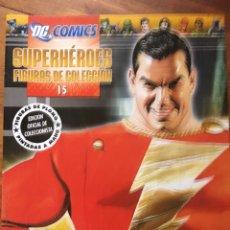 Tebeos: DC COMICS - SUPERHEROES FIGURAS DE COLECCION - EDICION OFICIAL DE COLECCIONISTA - FIGURA DE PLOMO PI. Lote 181921771