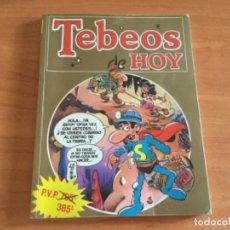 Tebeos: TEBEOS DE HOY Nº 6. TBO EDICIONES B 1988. Lote 182143735