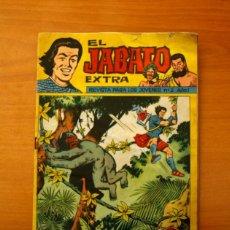 Tebeos: EL JABATO EXTRA - Nº 2, EL SOPLO DE KAMBALAI - EDITORIAL BRUGUERA 1962. Lote 182567740