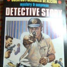Tebeos: DETECTIVE STORY COMIC MYSTERY-SUSPENSE Nº1 NUEVO. Lote 183401063