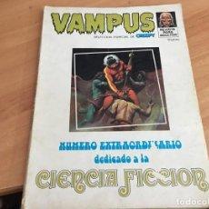 Tebeos: VAMPUS ESPECIAL CIENCIA FICCION (COIB38). Lote 183742142