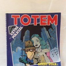 Tebeos: TOTEM EXTRA 14. ESPECIAL POLICIAL. ALACK SINNER. Lote 183780833