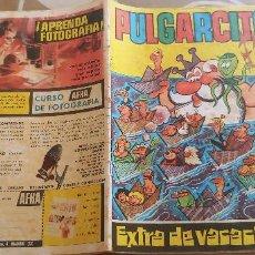 Tebeos: PULGARCITO EXTRA DE VACACIONES 1962 BRUGUERA . Lote 183825006
