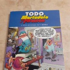 Tebeos: TODO MORTADELO Y FILEMON DE EDICIONES ZETA. Lote 188404005