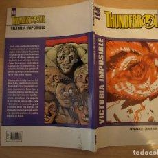 Tebeos: THUNDERBOLTS - VICTORIA IMPOSIBLE .- NÚMERO 10 - FORUM. Lote 188590297