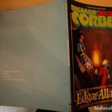 Tebeos: RICHARD CORBEN - EDGAR ALLAN POE - Nº 4 - FORMATO CARTONE - TOUTAIN - AÑO 1985 - BUEN ESTADO. Lote 188593527