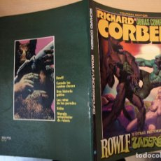 Tebeos: RICHARD CORBEN - ROWLF - FORMATO CARTONE - TOUTAIN - AÑO 1986 - BUEN ESTADO. Lote 188594112