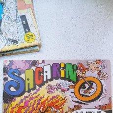 Livros de Banda Desenhada: SACARINO EXTRA DE NAVIDAD 1977 BRUGUERA. Lote 189210132