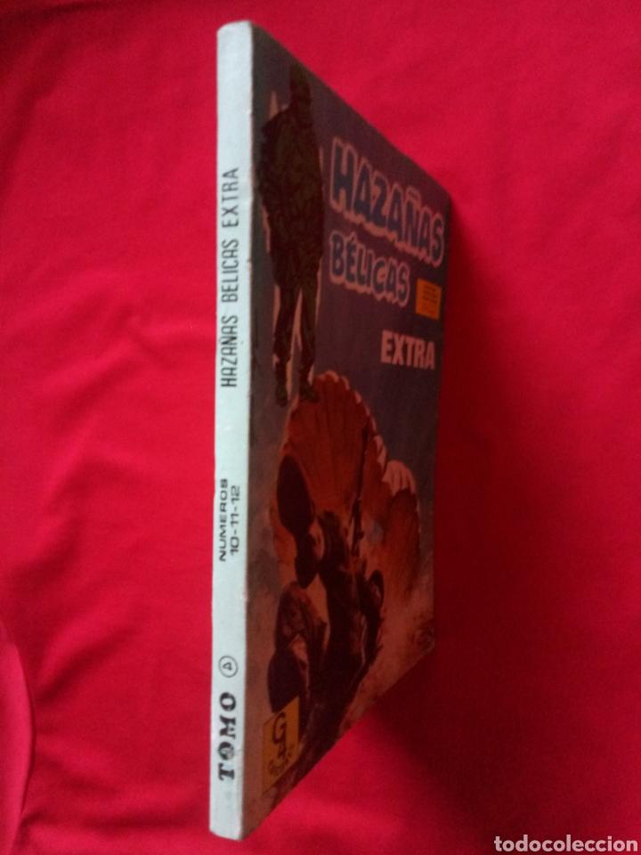 Tebeos: HAZAÑAS BÉLICAS EXTRA TOMO 4 NÚMEROS 10,11,12 G4 EDICIONES - Foto 2 - 190800021
