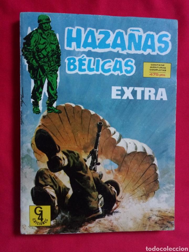HAZAÑAS BÉLICAS EXTRA TOMO 4 NÚMEROS 10,11,12 G4 EDICIONES (Tebeos y Cómics - Tebeos Extras)