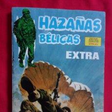 Tebeos: HAZAÑAS BÉLICAS EXTRA TOMO 4 NÚMEROS 10,11,12 G4 EDICIONES. Lote 190800021